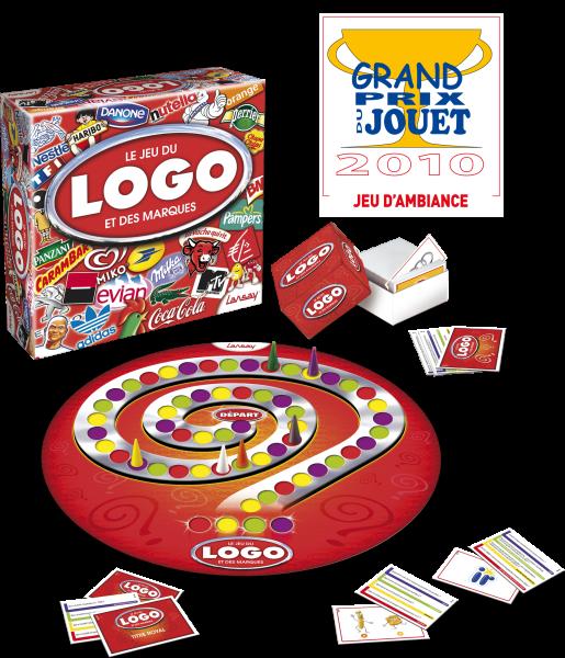... jeu du logo et des marques edite par lansay logo est un grand jeu