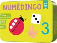 NUMEDINGO PS-MS