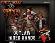 BANDITS OUTLAW HIRED HANDS