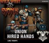 LINE TROOPS UNION HIRED HANDS
