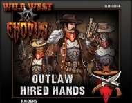 RAIDERS OUTLAW HIRED HANDS