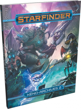 XENO-ARCHIVES 2 STARFINDER