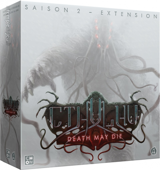 CTHULHU DEATH MAY DIE SAISON 2 (EXTENSION)